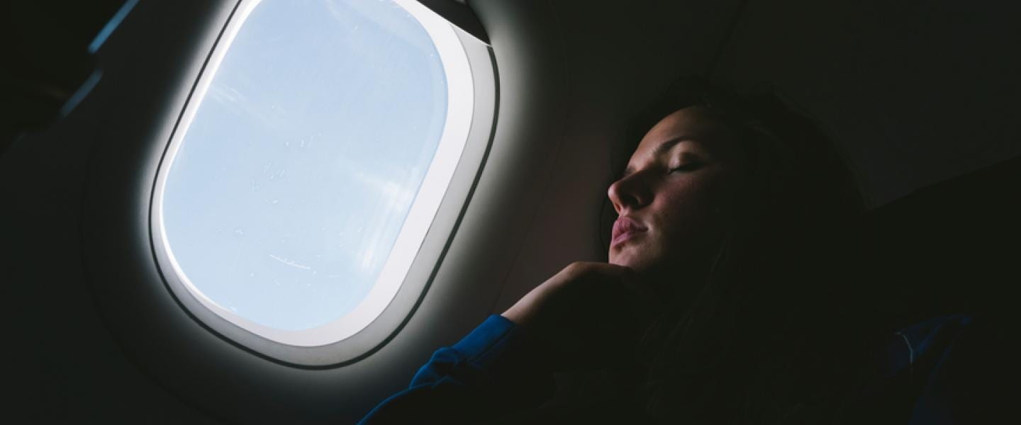 How to Sleep Well When Traveling to a New Time Zone