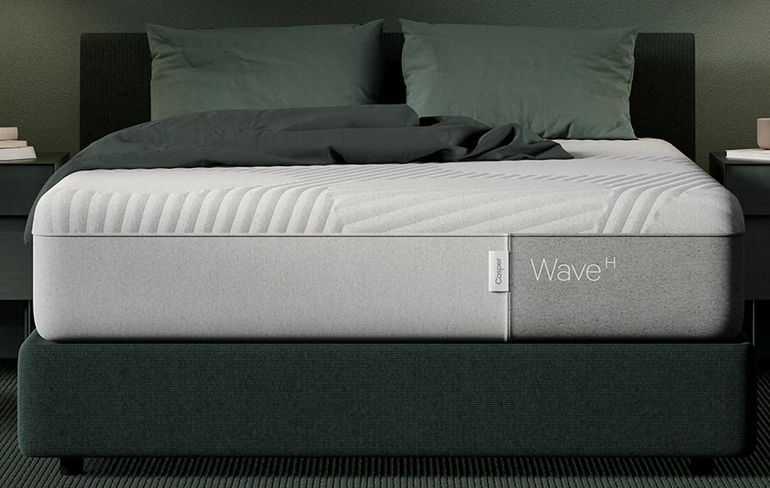 Casper Wave Hybrid Mattress Review Breakdown