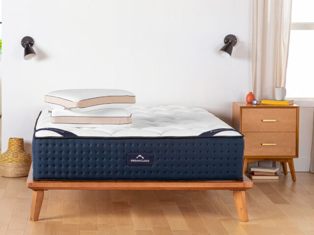 DreamCloud Mattress new