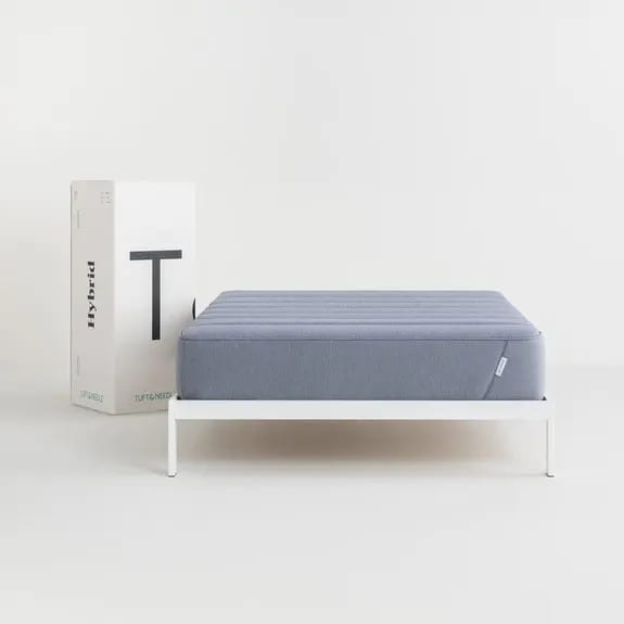 Tuft & Needle Hybrid Mattress Review Breakdown
