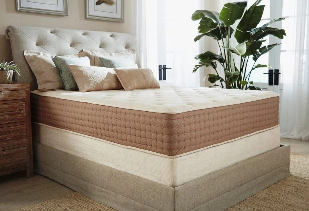 Naturepedic 2-in-1 Organic Cotton Ultra Mattress King