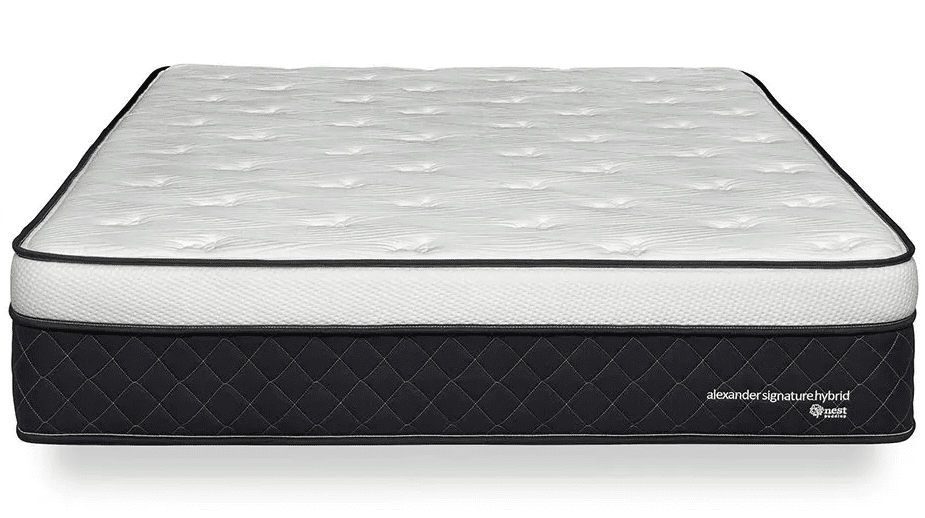 Nest Bedding Alexander Signature Hybrid Mattress Review Breakdown