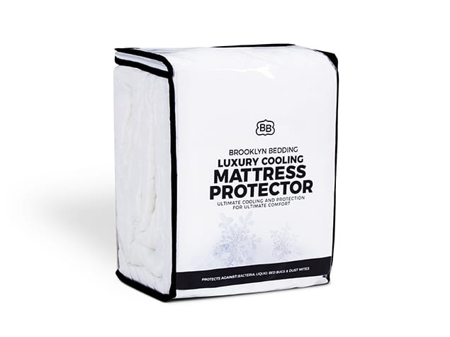 Brooklyn Bedding Cooling Mattress Protector