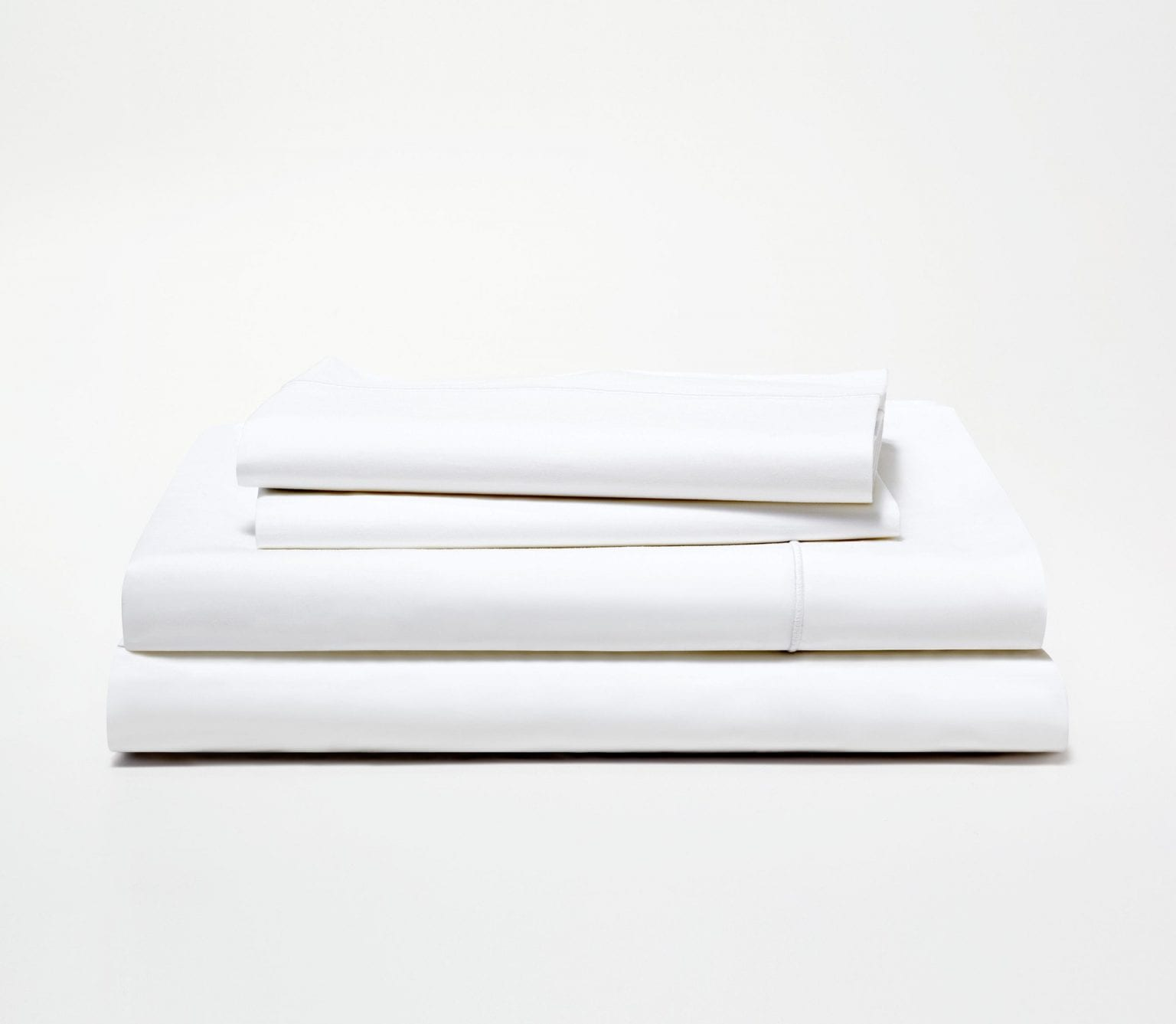 Snowe Percale Sheet Set