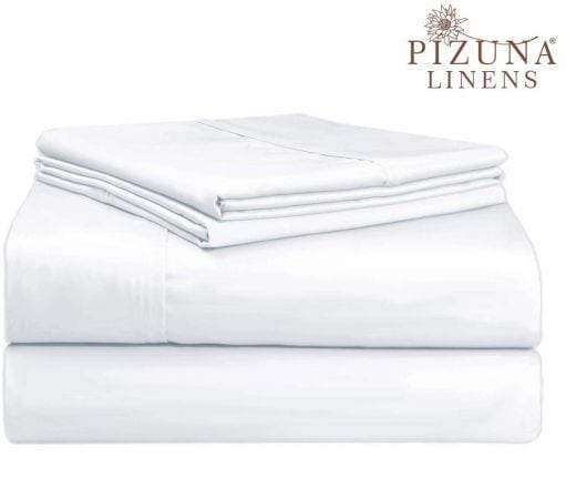 Pizuna Linens Cotton Sheet Set