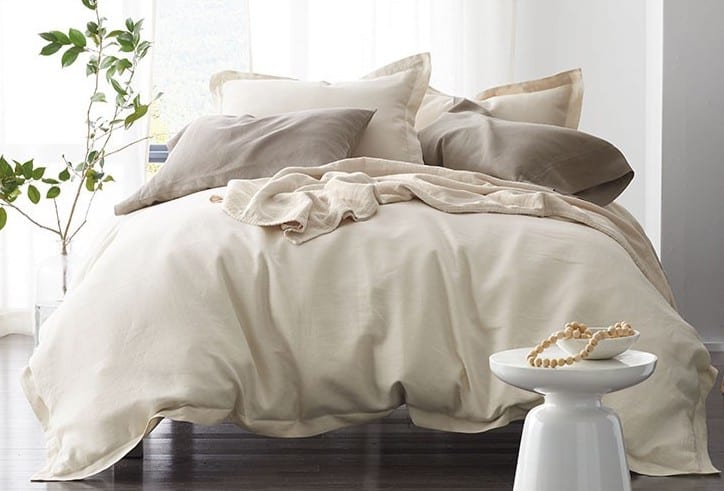 The Company Store Relaxed Linen Collection