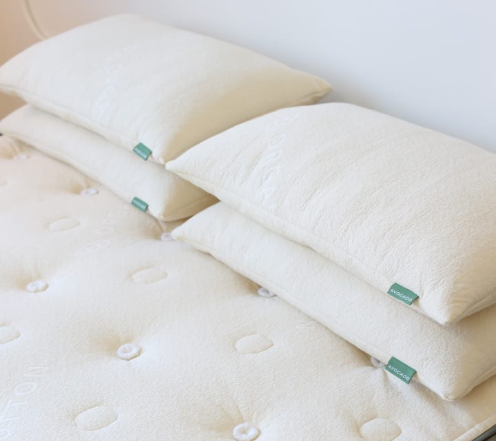 Avocado Green Pillow