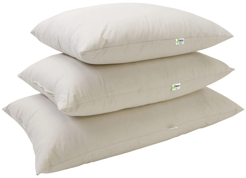 Bean Products Kapok Sleep Pillows