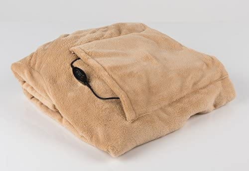 Sharper Image Heated Wearable Blanket