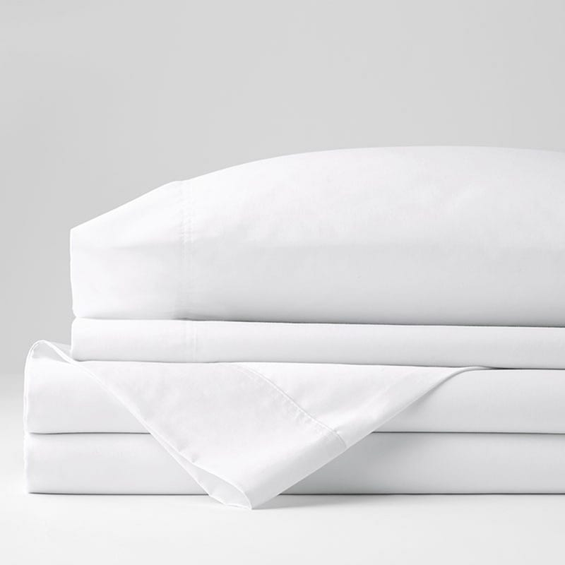 Company Cotton Bamboo Sateen Sheet Set