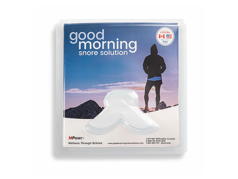 Good Morning Snore Solution Mouthpiece Review