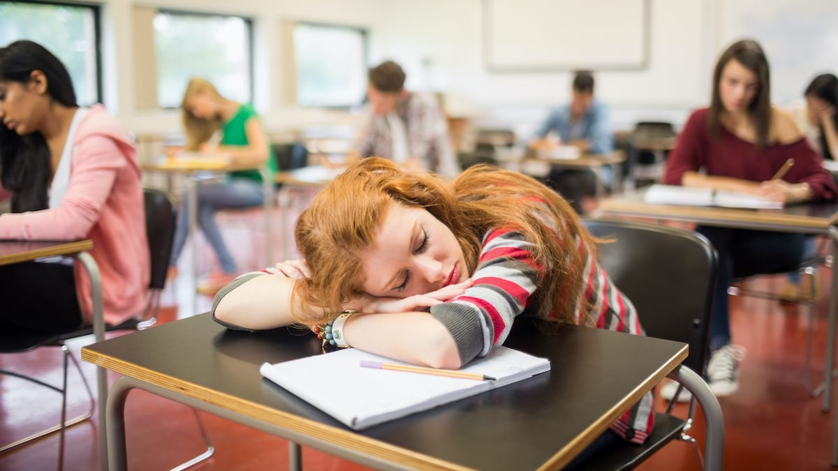 Later School Start Times May Lead to More Sleep for Adolescents