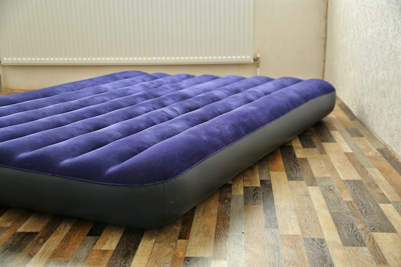 How to fix a hole in an air mattress