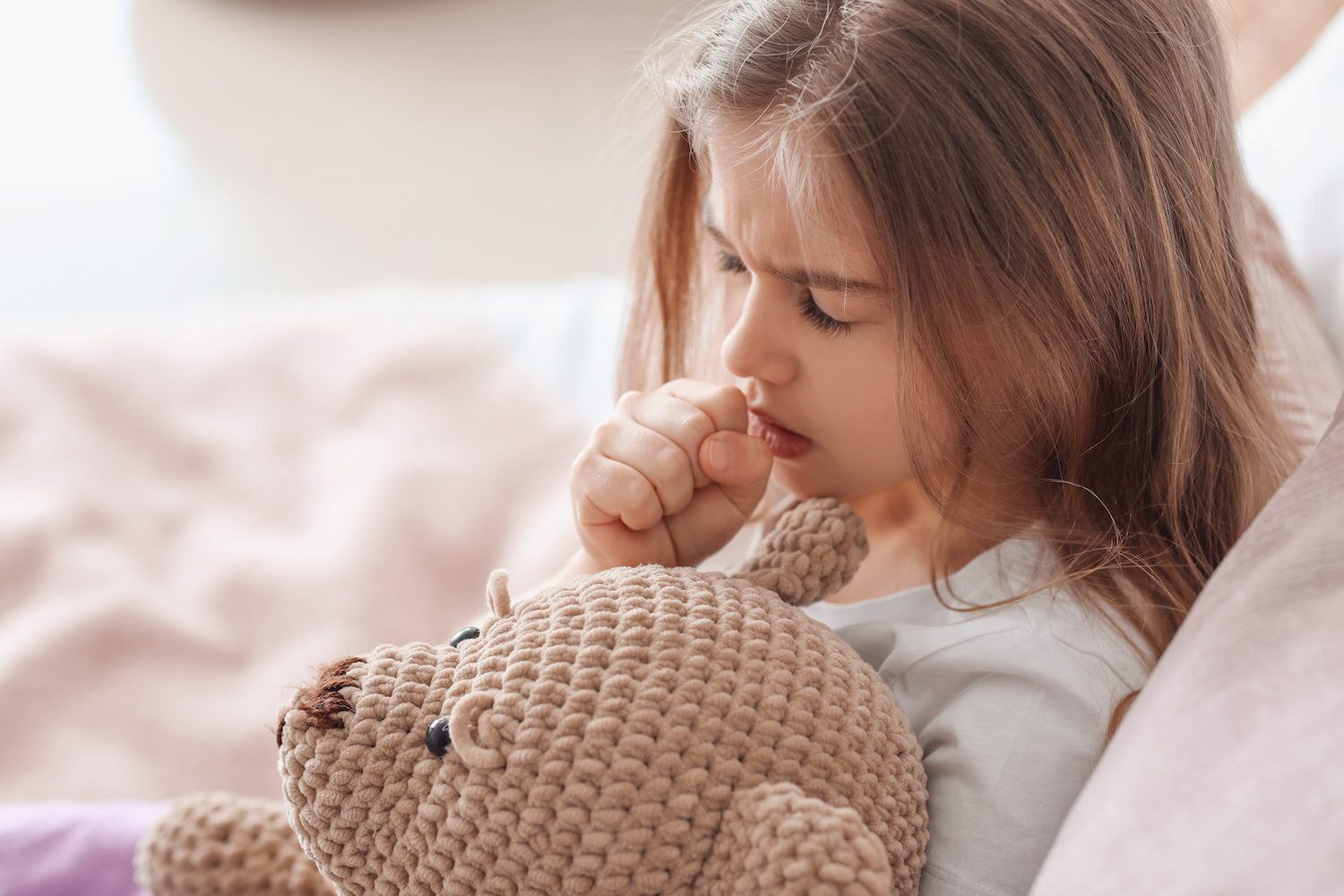 Sleep Apnea More Likely In Children with Respiratory Infections