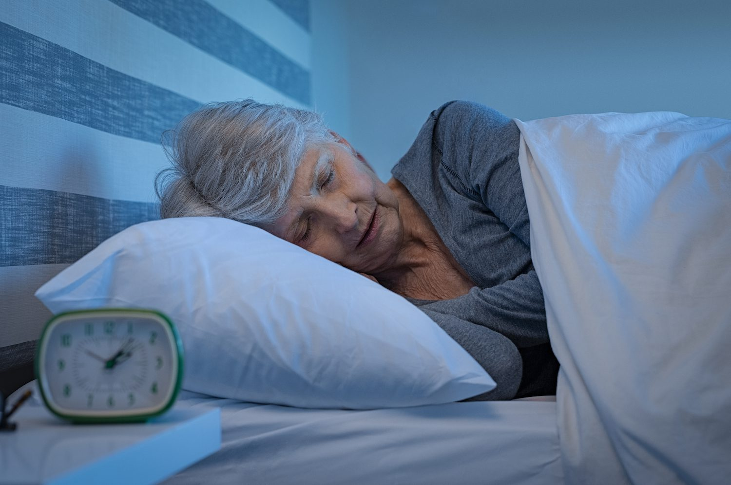25-Year Follow Up Study Reveals Link Between Dementia and Sleep
